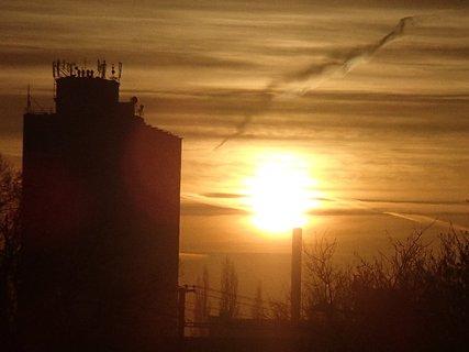 FOTKA - východ slnka 04.01.2013f