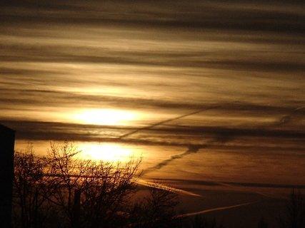 FOTKA - východ slnka 04.01.2013h