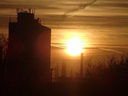 FOTKA - východ slnka 04.01.2013i