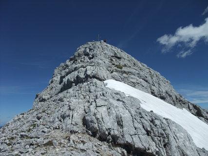 FOTKA - Hochtor vrchol se blíží