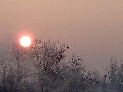 FOTKA - východ slnka 06.01.2013c