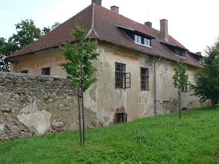 FOTKA - Bývalý zámek