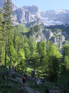 FOTKA - Hochtor Rakousko, vrcholky