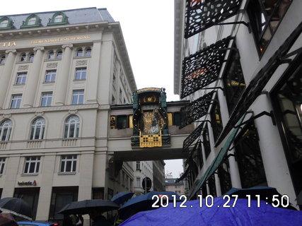 FOTKA - zájezd do Vídně 65, hodiny