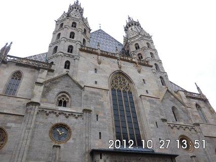 FOTKA - zájezd do Vídně 66, kostel