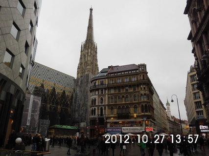 FOTKA - zájezd do Vídně 70, Stefansdom