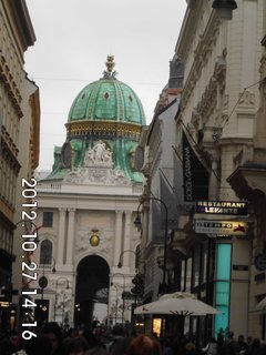 FOTKA - zájezd do Vídně 83, Hofburg
