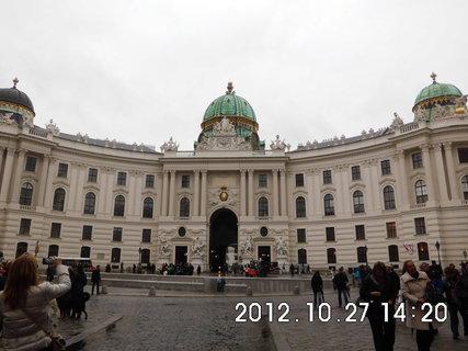 FOTKA - zájezd do Vídně 84, Hofburg