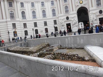 FOTKA - zájezd do Vídně 87, Hofburg