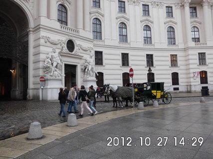 FOTKA - zájezd do Vídně 88, Hofburg
