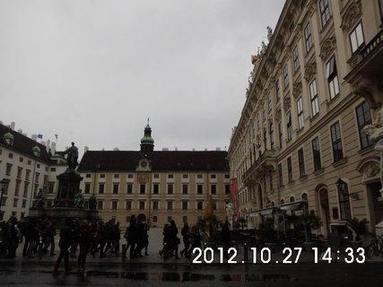 FOTKA - zájezd do Vídně 91, Hofburg