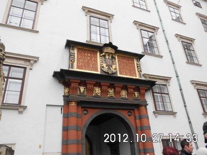 FOTKA - zájezd do Vídně 92, Hofburg