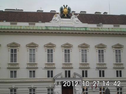 FOTKA - zájezd do Vídně 93, Hofburg