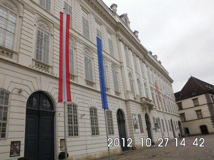 FOTKA - zájezd do Vídně 95, Hofburg