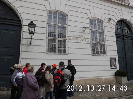 FOTKA - zájezd do Vídně 96, Hofburg