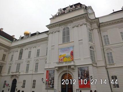FOTKA - zájezd do Vídně 98, Hofburg