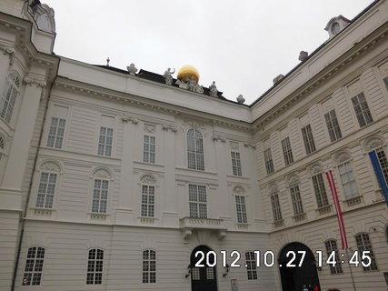 FOTKA - zájezd do Vídně 99, Hofburg
