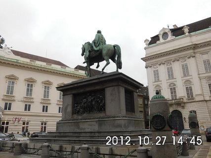 FOTKA - zájezd do Vídně 100, Hofburg