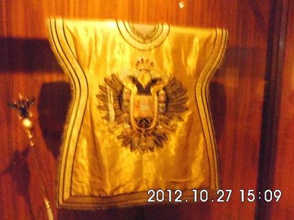 FOTKA - zájezd do Vídně 107, Hofburg, klenotnice