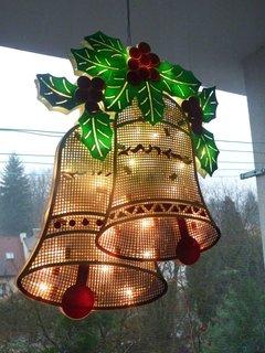 FOTKA - Vánoční zvonky štěstí