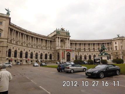 FOTKA - zájezd do Vídně 121, Hofburg