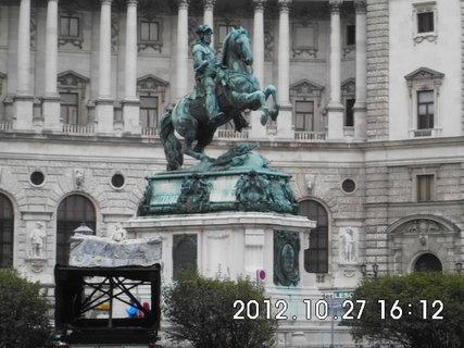 FOTKA - zájezd do Vídně 122, Hofburg