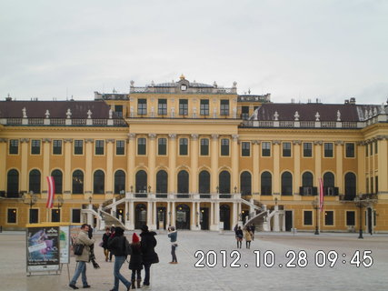 FOTKA - zájezd do Vídně 135, Schönbrunn