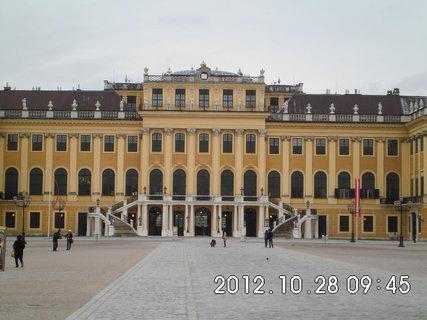FOTKA - zájezd do Vídně 136, Schönbrunn