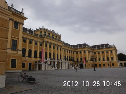 FOTKA - zájezd do Vídně 138, Schönbrunn