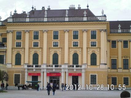 FOTKA - zájezd do Vídně 146, Schönbrunn