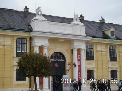 FOTKA - zájezd do Vídně 148, Schönbrunn