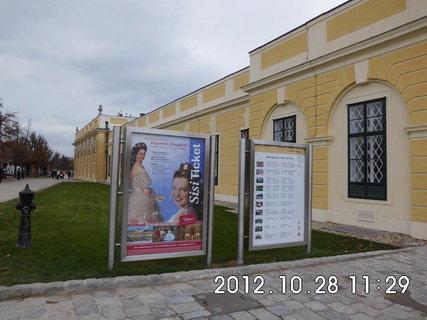 FOTKA - zájezd do Vídně 149, Schönbrunn