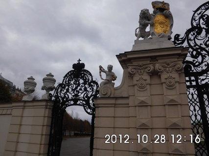FOTKA - zájezd do Vídně 152, Belvedere