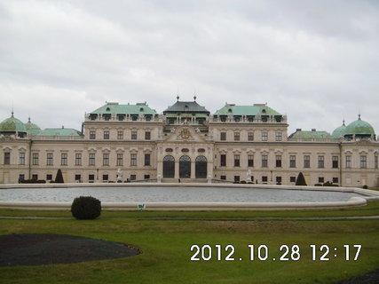 FOTKA - zájezd do Vídně 154, Belvedere