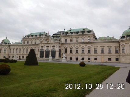 FOTKA - zájezd do Vídně 155, Belvedere