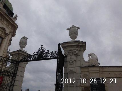 FOTKA - zájezd do Vídně 158, Belvedere