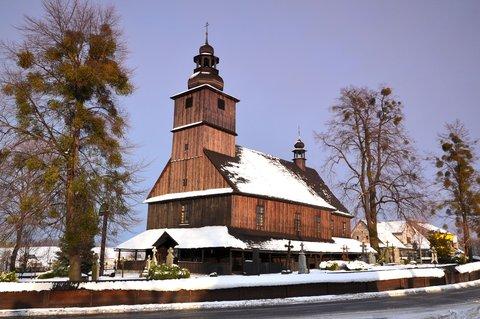 FOTKA - kostelík v Sedlištích