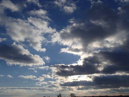 FOTKA - 12.01.2013 mraky