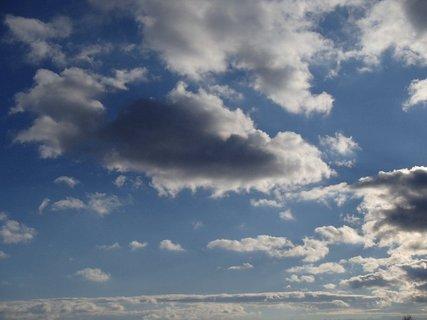 FOTKA - 12.01.2013 mraky a