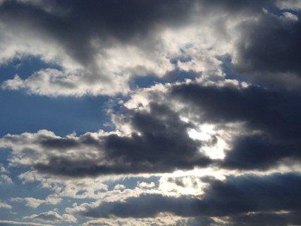 FOTKA - slnko za mrakmi