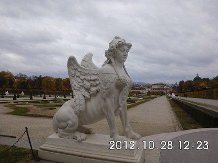 FOTKA - zájezd do Vídně 159, Belvedere