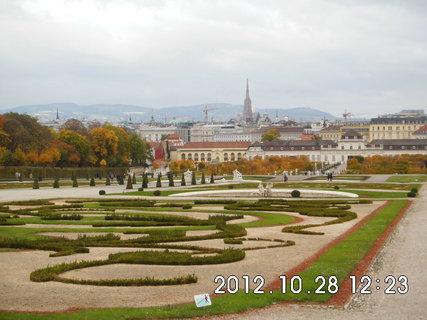 FOTKA - zájezd do Vídně 160, Belvedere