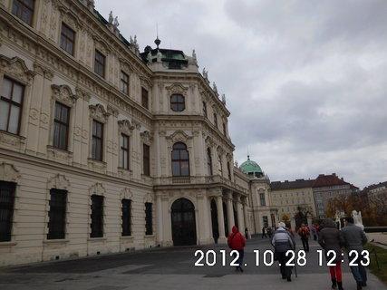 FOTKA - zájezd do Vídně 161, Belvedere