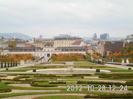 FOTKA - zájezd do Vídně 162, Belvedere