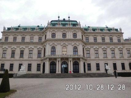 FOTKA - zájezd do Vídně 163, Belvedere