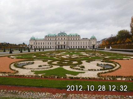 FOTKA - zájezd do Vídně 167, Belvedere