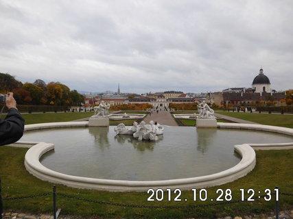FOTKA - zájezd do Vídně 168, Belvedere