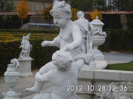 FOTKA - zájezd do Vídně 172, Belvedere