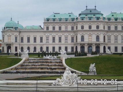 FOTKA - zájezd do Vídně 173, Belvedere
