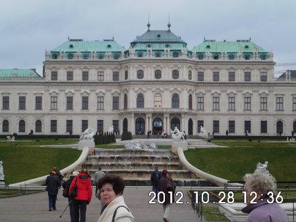 FOTKA - zájezd do Vídně 174, Belvedere